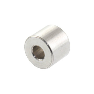View larger image of 5/8 in. OD 0.257 in. ID 0.50 in Long Aluminum Spacer