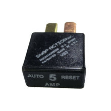 5 Amp Snap Action Breaker