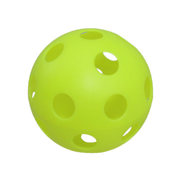View larger image of 5 inch Diameter Gopher Sport Screamin' Yellow® ResisDent™ Softball