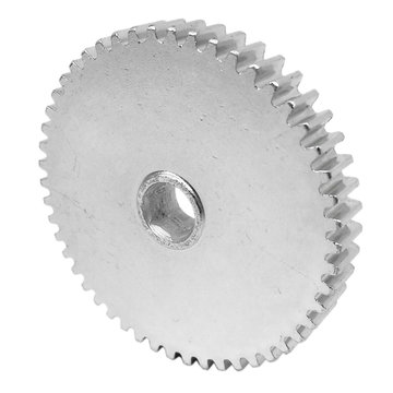 View larger image of 50 Tooth 20 DP 0.375 in. Hex Bore Aluminum Gear
