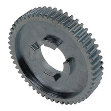 52 Tooth 20 DP 0.875 Round Bore Steel Dog Pattern Gear