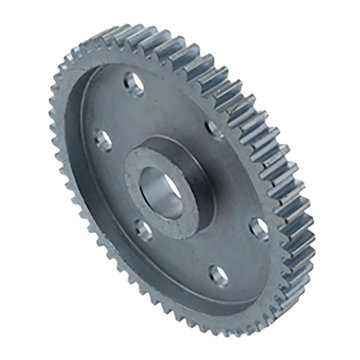 View larger image of 56 Tooth 20 DP 0.5 in. Round Bore Steel Bolt Circle Gear
