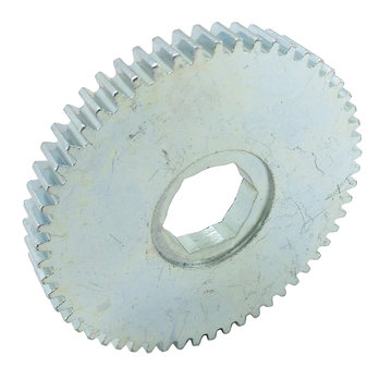 View larger image of 56 Tooth 20 DP 0.75 in. Hex Bore Steel Gear