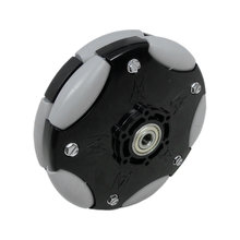 6 in. DuraOmni Wheel with 3/8 in. Bearings