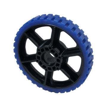 View larger image of 6 in. HiGrip Wheel, 50A Durometer