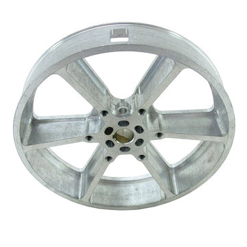 View larger image of 6 in. Performance Wheel 500 Key Bore