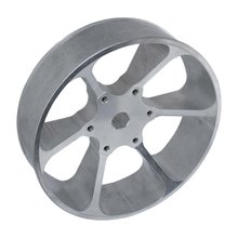 6 in. Performance Wheel XL 0.50 in. Hex Bore