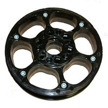 6 in. Plaction Wheel