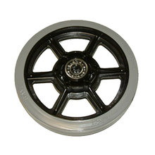 6 in. SmoothGrip Wheel w/ 1/2 in. Bearings