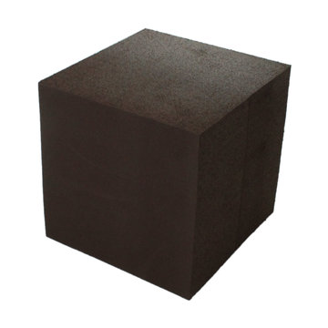 View larger image of 6 inch x 6 inch Brown Foam Cube