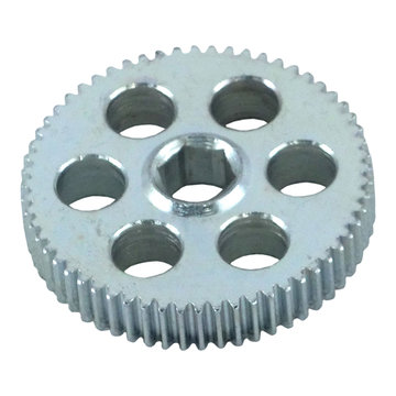 View larger image of 60 Tooth 32 DP 0.375 in. Hex Bore Steel Gear