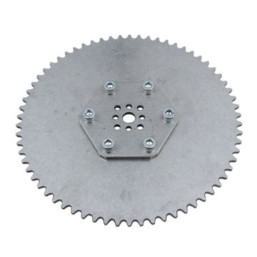 View larger image of 66 Tooth Samurai Sprocket