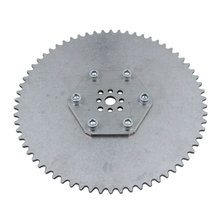 25 Series 66 Tooth Samurai Sprocket