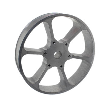 View larger image of 6 in. Performance Wheel with 0.50 in. Hex