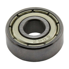 6 mm ID 17 mm OD Shielded Bearing (606ZZ)