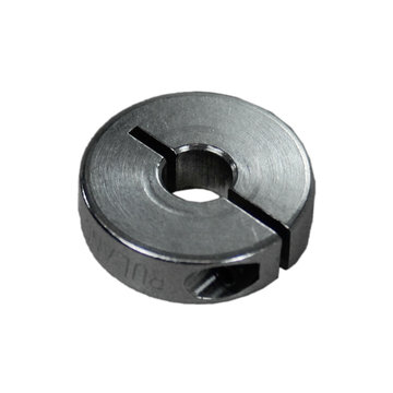 View larger image of 6 mm Round Bore Split Collar Clamp