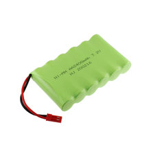 7.2V Ni-md Rechargeable Battery
