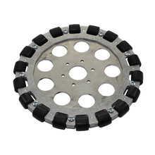 8 in. Aluminum Omni Wheel