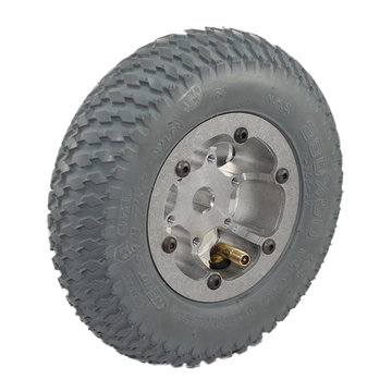 View larger image of 8 in. HD Pneumatic Wheel 0.5 in. Hex Bore