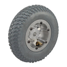 8 in. HD Pneumatic Wheel 0.5 in. Hex Bore