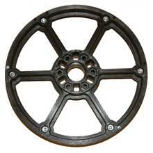 8 in. Plaction Wheel