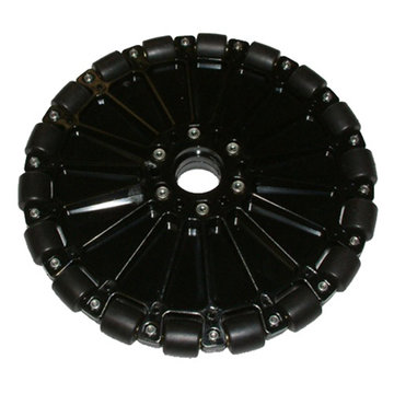 View larger image of 8 in. Plastic Omni-Wheel