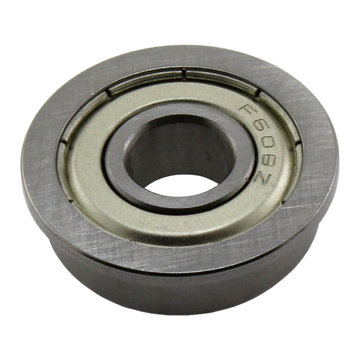 View larger image of 8 mm ID 22 mm OD Shielded Flanged Bearing (F608ZZ)