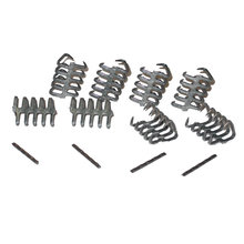 Plaction Wheel Tread Alligator Clips 8 Clips 4 Pins