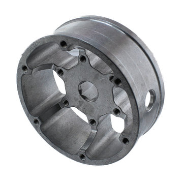 View larger image of 8 in. HD Pneumatic Wheel Core 0.5 in. Hex Bore