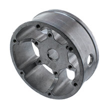 8 in. HD Pneumatic Wheel Core 0.5 in. Hex Bore