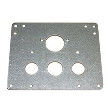 AM Shifter Outside Plate, Aluminum