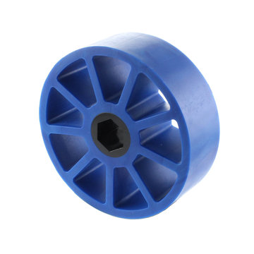 View larger image of Ships from Sydney - 3 in. Compliant Wheel, 1/2 in. Hex Bore, 50A Durometer
