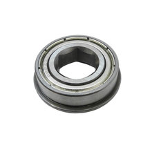 Ship From Sydney - 1/2 in. Hex Bore, Flanged, Heavy Duty Inner Race Shielded Ball Bearing (FR8ZZ-HexHD)