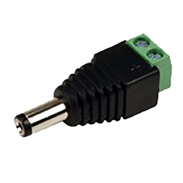 View larger image of Ships From Sydney - 2.1 x 5.5mm DC Power Male Jack Connector with Screw Terminals