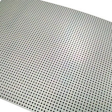 Ships From Sydney - Perforated Polycarbonate Sheet, 1/8 in. thick, 36.75 in.x26.75 in.