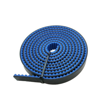 View larger image of Blue Nitrile Roughtop Tread 1 in. Wide 10 ft. Long