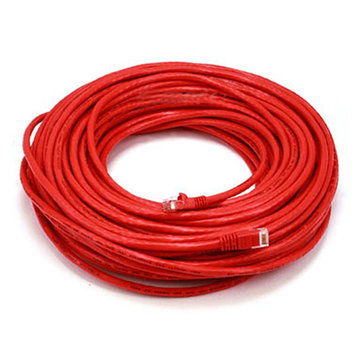View larger image of 75 ft.Red Ethernet Cable