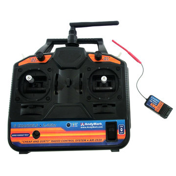 View larger image of Cheap & Dirty Radio Control System