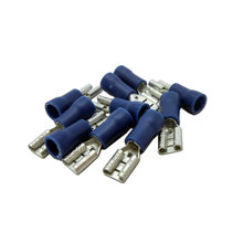 Connector Female 16-14 AWG Blue Tab .020 in.x.187 in. Qty 10