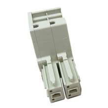 Connector, Female 2-Pos, 8-20 AWG, Cage Clamp, WAGO 831-3102