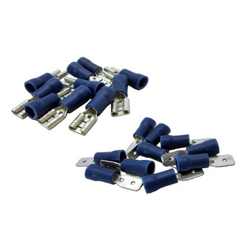 View larger image of Connector Kit 16-14 AWG Male And Female Connectors Qty 10 each