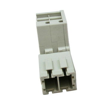 View larger image of Connector Male 2-Pos 8-20 AWG Cage Clamp WAGO 831-3202
