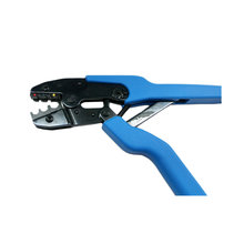 Crimp Tool, 10 in. for insulated terminals