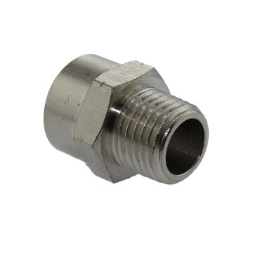 View larger image of Fitting Adapter 1/4 NPT Male 1/8 NPT Female