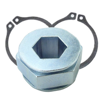 View larger image of FlexHub, 1 unit, 3/8 in. Hex Bore