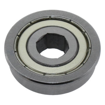 View larger image of 3/8 in. Hex ID Shielded Flanged Bearing (FR6ZZL-Hex)