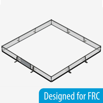 View larger image of FRC Home Practice Perimeter