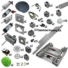 FTC Starter Kit with Mecanum TileRunner and S3 Expansion Kit