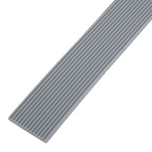 Gray Grippy Tread 1 in. Wide 10 ft. Long