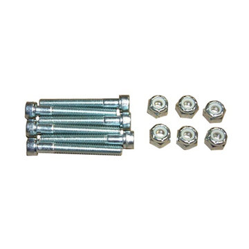 View larger image of Wheel Hardware Kit 8: Hub Mount Kit for 8 in. Plastic Omni